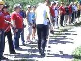 Мастерство и техника Скандинавской ходьбы от Marko Kantaneva http://onwf.ru/